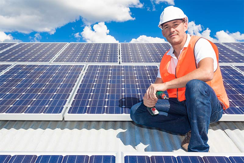Image PV System Service & Repair